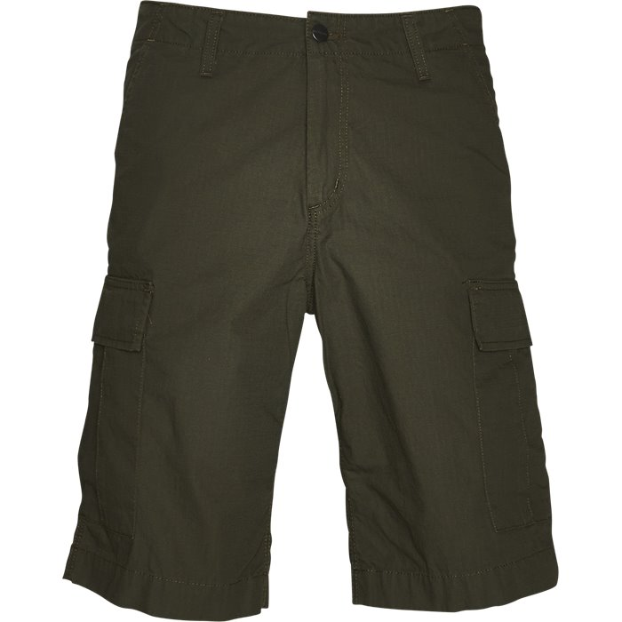 Regular Cargo Shorts - Shorts - Regular - Grøn